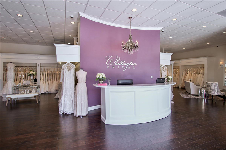 Commercial Retail Boutique Store Decoration Of Wedding