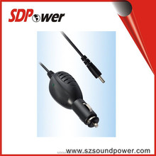 HIGH QUALITY CE approved car charger 12V 2A 2.5A, 5V 850mA, 9V 1.5A,2.5A, 7.5V 1A for GPS, in-car DVD, PURIFIER