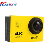 Hot sale mini 4k ultra hd action camera Wifi action camera waterproof action camera 1080p