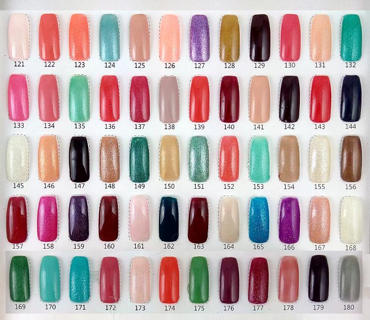 Good Price 2014 New Nails Polish Color Names - Buy Nails Polish ...