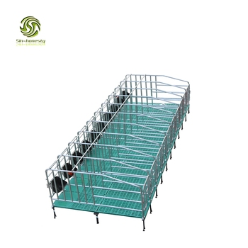 Pig Gestation Crate for Sow 0.6*2.1m 2*7ft
