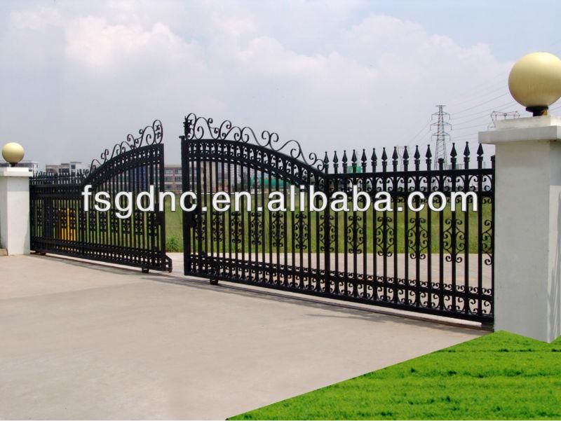Modern House Gate Designs