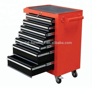 garage workstation trolley tool boxes metal heavy duty hand trolley 60 inch tool cabinet