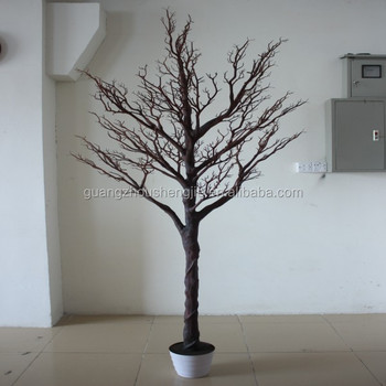 Sjrs-05 Artificial Tree Whitout Leaves Wedding Table Tree ...