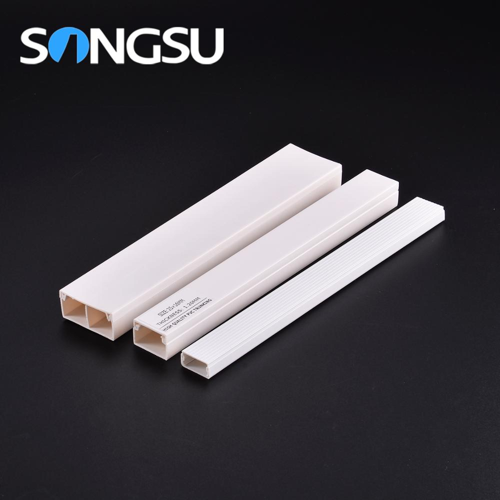Factory directly provide custom attractive price pvc pipe pvc trunking