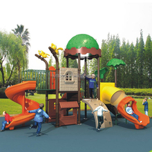 2018 New products children's outdoor toys used commercial playground equipment sale