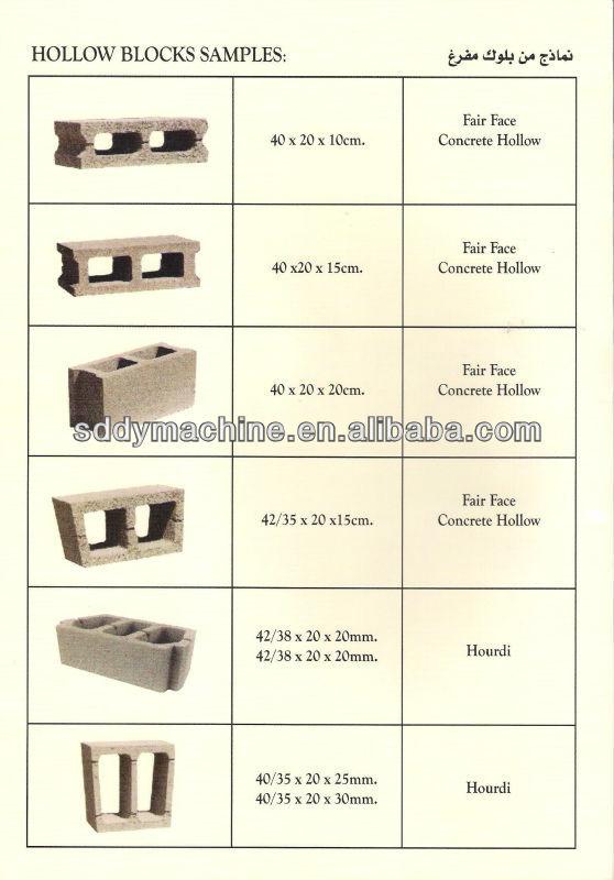 Concrete Hollow Block Making Machine Philippines Qt4 24
