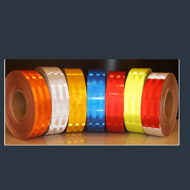 Hot Selling Retro Reflective Tape/Retro Reflective Tape 3m/Road Safety Tape