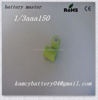 bulk buy from china 1/3aaa battery in nimh type with 1.2v 350mah for widely used