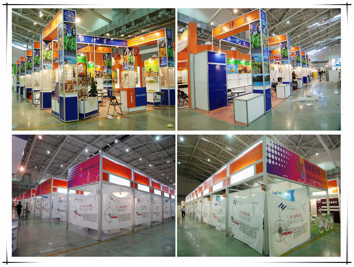 Stall Arrangement For Exhibition : Portable aluminium stall shell scheme exhibition event