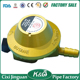 Home Application Malaysia 20mm Silver Golden LPG Gas Oven Regulator Gas Cylinder Regulator With Meter Safety Regulator Gas LPG