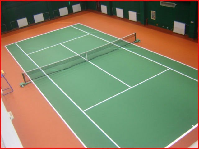 Pvc Flooring For Indoor Volleyball Court,Football Court - Buy ...