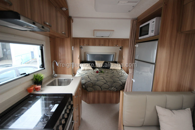 2015 best-seller motorhome caravan, travel trailer for sale
