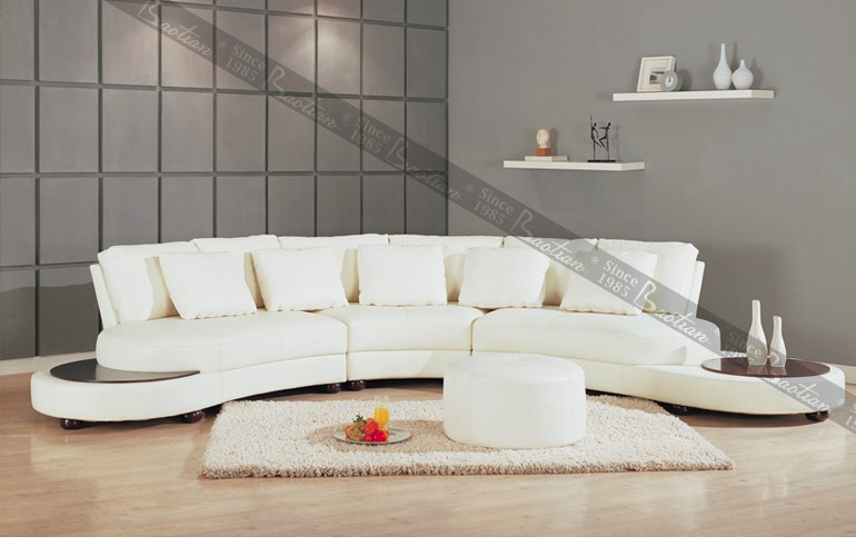 Guangzhou Furniture Leather Living Room Sofas Victorian Style Sofa Indian Seating