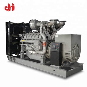 High quality 750kva dynamo 3 phase electricity generating