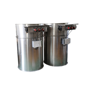 Dust filter cartridge low price pulse jet baghouse furnace dust collector