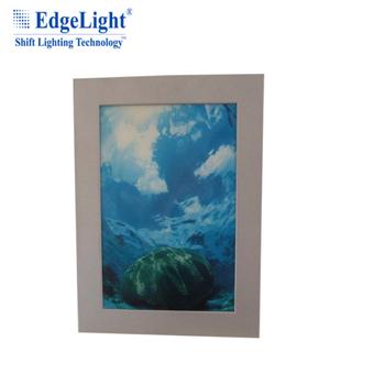 Custom Small Size Led Single Light Photo Picture Frame Light Box - Buy  Small Led Light Box,Photo Picture Frame Product on Alibaba com