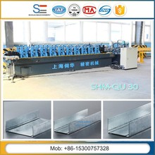 high efficient new drywall metal studs and tracks fabricated machine