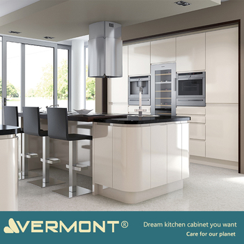 2018 Vermont Bestseller New Modular Kitchen Designs For Small