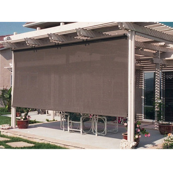 Outdoor roller blinds, window roll up shades