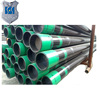 STEEL WATER WELL CASING PIPE used oil field pipe for sale