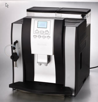 High quality fully automatic commercial coffee espresso machine for cafe
