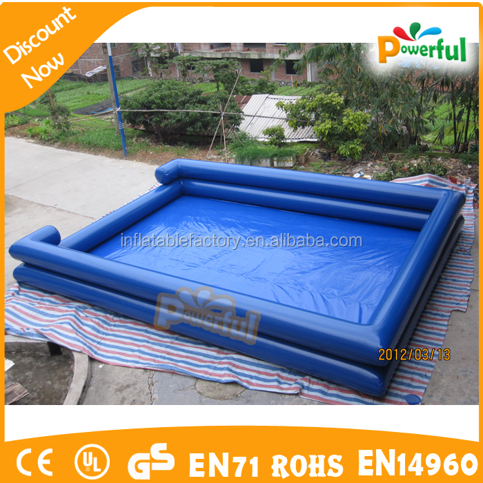 popular and funny inflatable rectangular poolinflatable pool float for sale