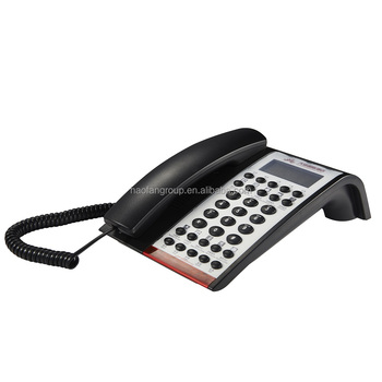 USA Hot Sale/Cheat/Wholesale Price/Good Quality Motel Hotel Phone with display