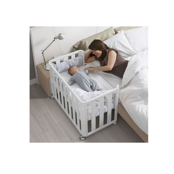 Good Product Baby Swing Cot Nepal Wooden Solid Wood Furniture