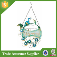 Metal hanging birds wind chime best selling products
