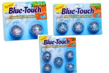 More Days Flush Bluetouch Toilet Cleaning ProductsBathroom - Bathroom cleaning materials