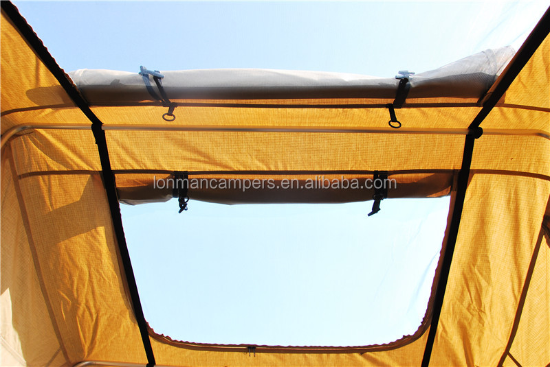 Adventure roof top tent