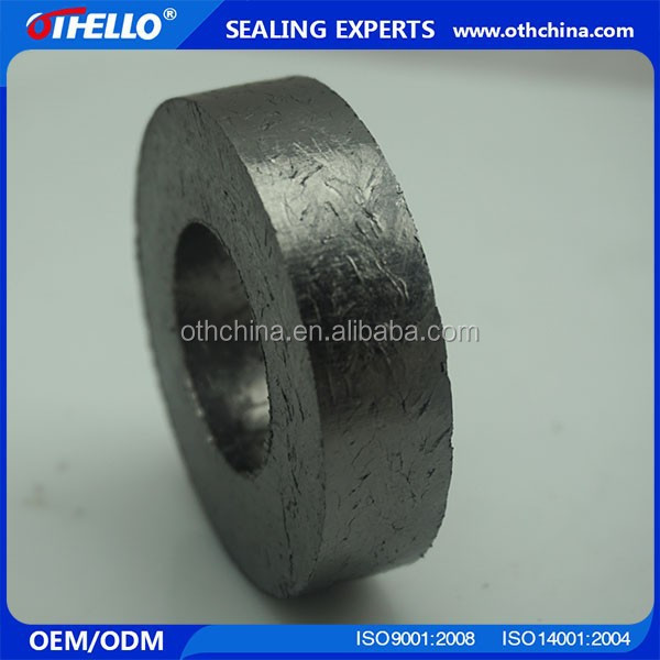 customized expanded graphite ring / Carbon seal ring