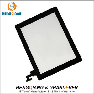 Oem Tablet Parts For iPad 2 Touch Screen Replacement