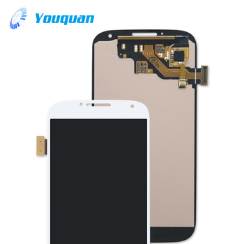 Mobile phone spare parts lcd screen for samsung s4 i9500 digitizer assembly,for samsung galaxy s4 lcd
