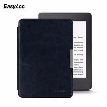 c5ccf21a78c0c Easyacc Magnética Capa De Couro para Amazon Kindle Paperwhite 2015 6  polegada E-Book Suporte