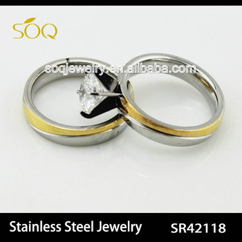 Fashionable Jewelry Gold Finger Ring Rings Design For Women With