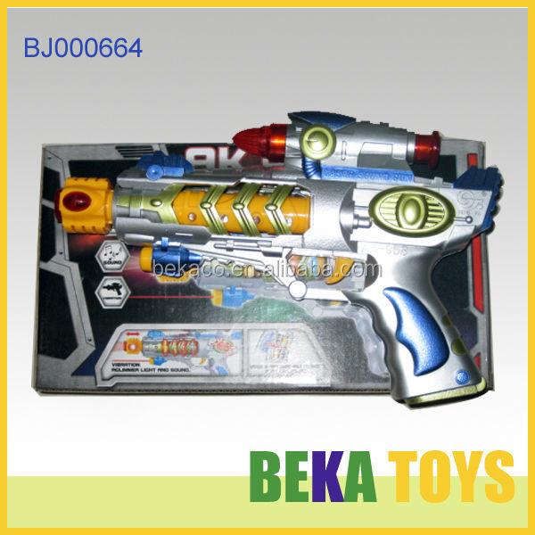 Best boys toy gun safe laser gun sound kids plastic ...
