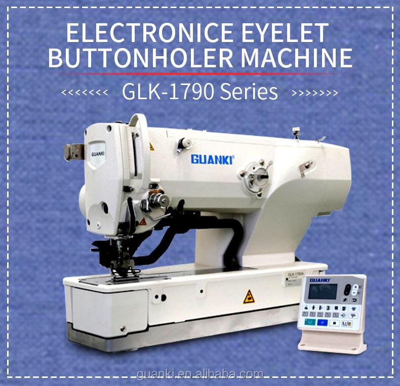 Chân thành tuyển dụng toàn cầu trống khu vực đại lý GLK-1790A jukitype thẳng thùa may công nghiệp giá máy