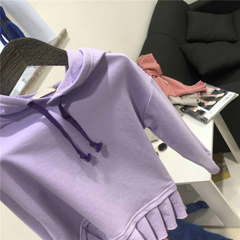 2019 New Baby Girls spring Hoodies Clothes Children Long sleeve Sweatshirts Toddler Casual Hoodie Kids