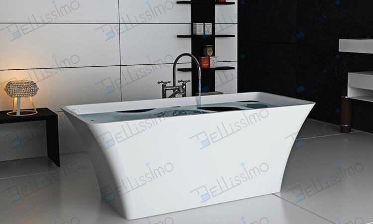 Vasca Da Bagno Verticale : Verticale vasca da bagno di lusso di disegno freestanding vasca