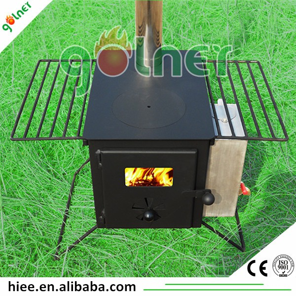 Portable camping/tent/BBQ/COOKING wood burning stove/fireplace - Portable Camping/tent/bbq/cooking Wood Burning Stove/fireplace
