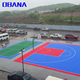 OBANA Professional Outdoor Badminton Court Material