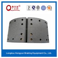 4515 Industrial Brake Parking Brake Lining And Brake Shoe