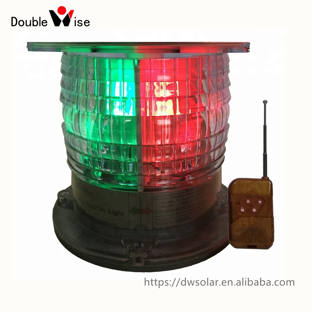 Doublewise Colregs Boat Equipment All Round Solar Ship Anchor Navigation  Signal Light - Buy Boat Equipment,Anchor Light,Ship Signal Light Product on
