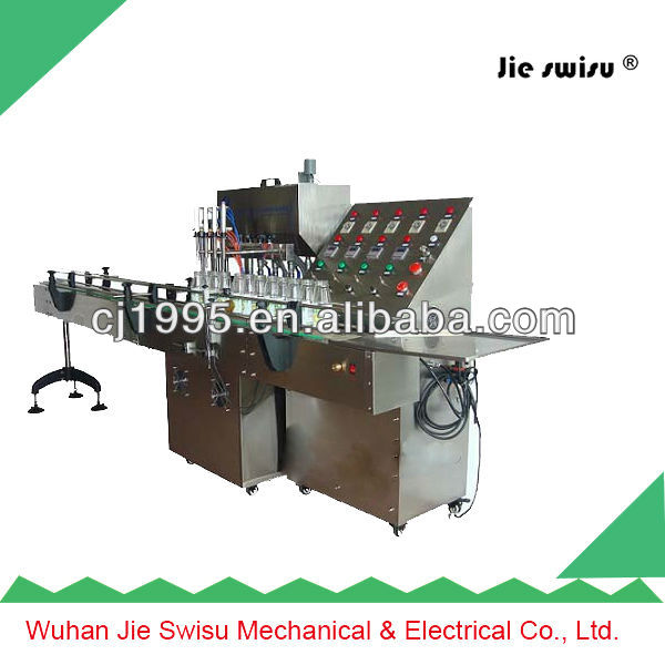 High quality automatic ampoule filling sealing machine