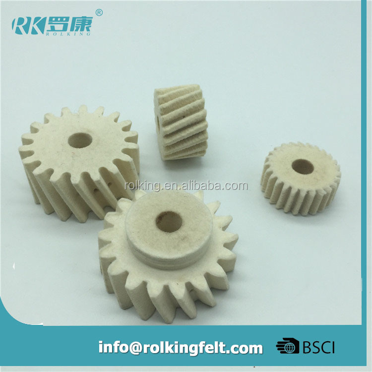 wool oil gear grinding wheel for machine lubricate