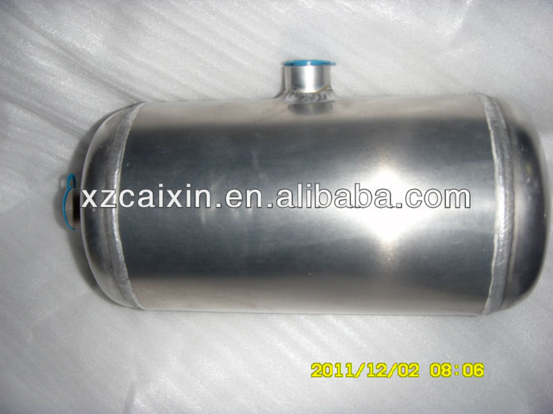 Aluminum alloy gas reservoir