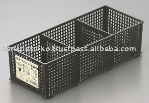shikiri Plastic Storage Box With Divider deep Type Buy