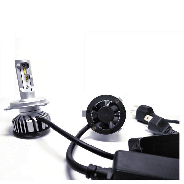 Hot Sale High Power Durable High Quality Ultra Bright Universal Auto Parts LED Light Car Headlight Car LED Light